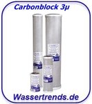 Carbonblock Big Blue® 3µ