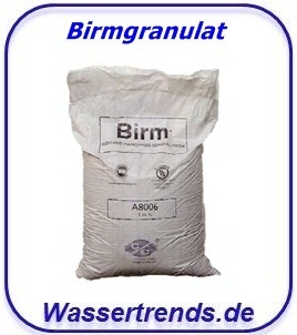 birm regular granulat filtermedium zur enteisenung von wasser. Black Bedroom Furniture Sets. Home Design Ideas